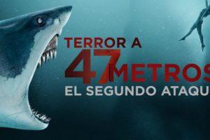 Terror a 47 Metros: El Segundo Ataque (2019)