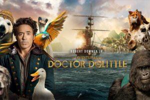 Las Aventuras Del Doctor Dolittle (2020)
