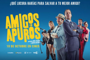 Amigos En Apuros (2018)