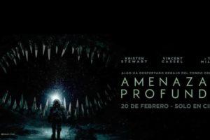 Amenaza En Lo Profundo (2020)
