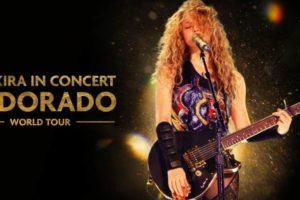 Shakira En Concierto: El Dorado World Tour (2019)
