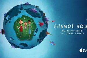 Estamos Aquí: Notas Para Vivir En El Planeta Tierra (2020)