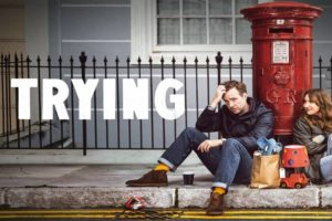 Trying (2020) Temporada 1