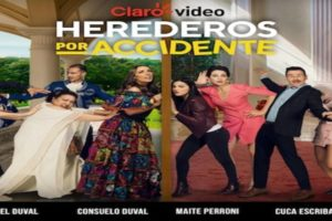 Herederos Por Accidente (2020) Temporada 1