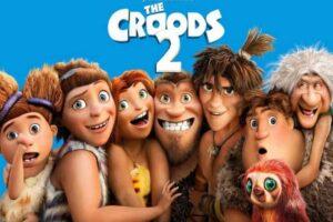 Los Croods: Una Nueva Era (2020)